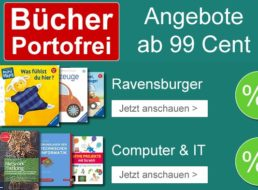 Terrashop: Ravensburger-Kinderbücher ab 99 Cent frei Haus
