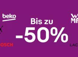 Ebay: Cyber-Friday mit bis zu 50 Prozent Rabatt auf Markenartikel