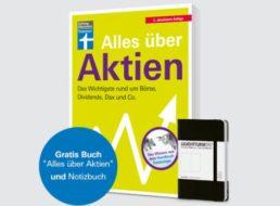 """Wieder da: 9 Ausgaben """"Finanztest"""" mit Buch """"Alles über Aktien"""" für 30 Euro"""
