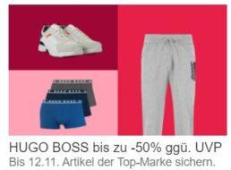 Hugo Boss: Sale bei Ebay mit Preisen ab 16,99 Euro