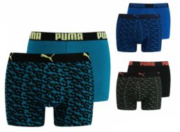 Puma: Viererpack Boxershorts via Ebay für 24,99 Euro