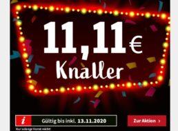 Völkner: 50 Artikel für 11,11 Euro plus Versand