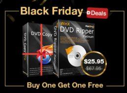 """Gratis: """"DVD Copy Pro"""" beim Kauf von """"Winx DVD Ripper"""""""