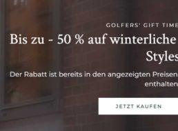 Golfino: 10 Euro Rabatt ab 60 Euro Bestellwert