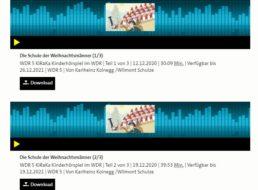 """Gratis: Hörspiel """"Die Schule der Weihnachtsmänner"""" zum Download"""