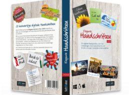 Gratis: Handschriften-Paket im Wert von 20 Euro zum Nulltarif