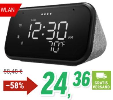 NBB: Lenovo Smart Clock Essential für 24,36 Euro frei Haus