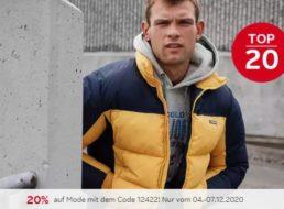 Otto: 20 Prozent Rabatt auf Mode, Schuhe und mehr