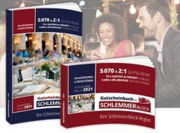 Gutscheinbuch: 50 Prozent Rabatt auf Gastro, Sauna und mehr