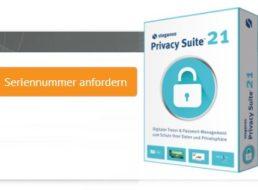 """Gratis: """"Steganos Privacy Suite 21"""" und Komoot-Regionenpaket"""