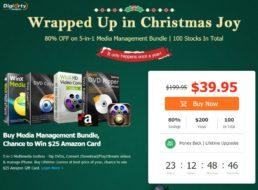 Bundle: 5 Software-Pakete zur Videobearbeitung für 40,54 Euro