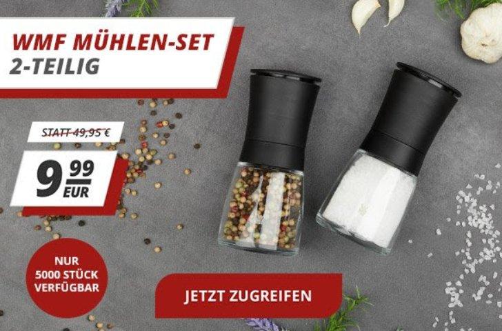 Druckerzubehoer: WMF-Mühlenset für 9,99 Euro