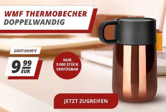 """Druckerzubehoer.de: """"WMF Impulse Travel Mug"""" für 9,99 Euro"""