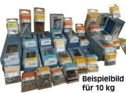 Ebay: Schrauben-Überraschungspaket mit 10 Kilogramm für 19,99 Euro