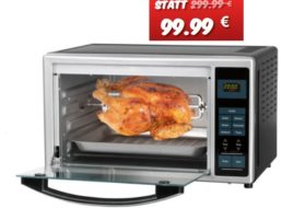 Dealclub: Gourmetmaxx-Infrarotofen für 99,99 Euro frei Haus