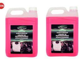 Dealclub: Doppelpack Protecton Kühlflüssigkeit zum Bestpreis von 19,95 Euro