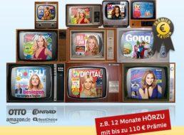 TV Movie: Jahresabo für 60 Euro mit Otto-Gutschein über 60 Euro