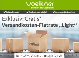 """Völkner: AVM Fritz!fon C5 mit """"Versandkostenflat"""" für 55,49 Euro"""