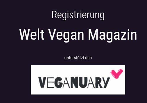 """Gratis: Digitales Jahresabo des """"Welt Vegan Magzain"""" zum Nulltarif"""