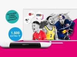 "Gratis: 12 Monate ""Magenta Sport"" & 1500 Payback-Punkte"