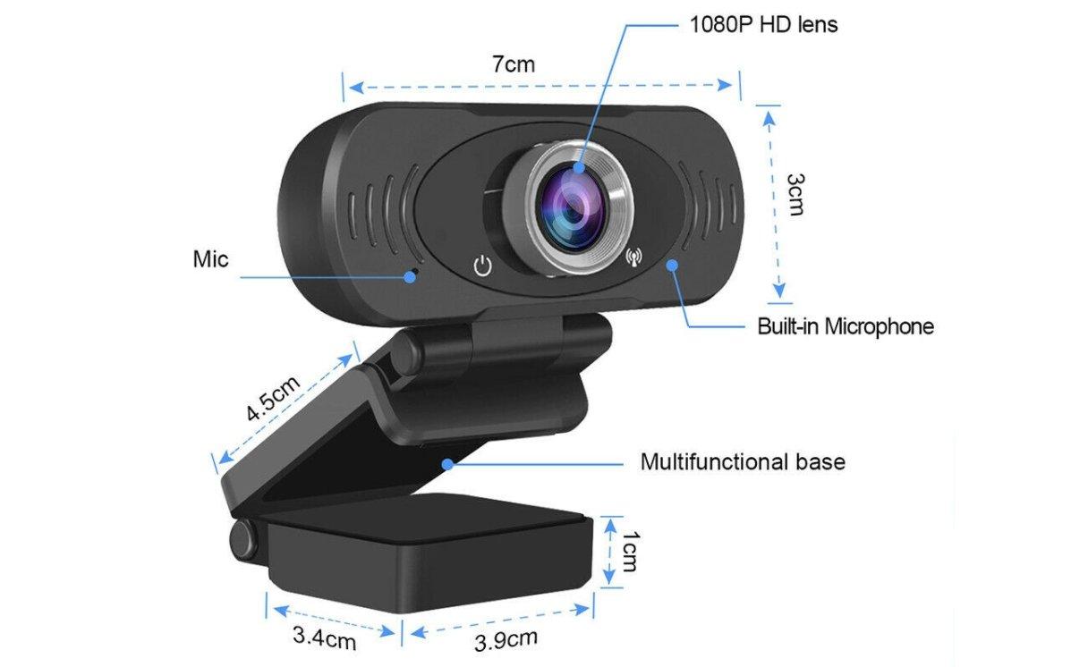 Ebay: Einsteiger-Webcam von Xiaomi für 17,99 Euro frei Haus