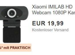 Xiaomi: Webcam mit Gutschein für 17,99 Euro frei Haus