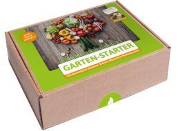 Ebay: Saatgut-Box mit 130 Samentüten für 38,95 Euro frei Haus
