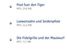 """Gratis: Drei Janosch-Hörspiele via """"dm"""" zum kostenlosen Download"""
