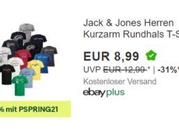 """Ebay: Shirts von """"Jack & Jones"""" für 7,19 Euro frei Haus"""