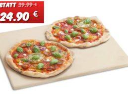 Dealclub: Pizzastein für 24,90 Euro frei Haus