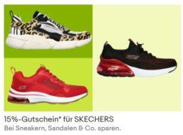 Skechers: Sale bei Ebay mit 15 Prozent Extra-Rabatt