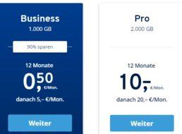 Knaller: HiDrive Business mit einem TByte jetzt für 6 Euro / Jahr