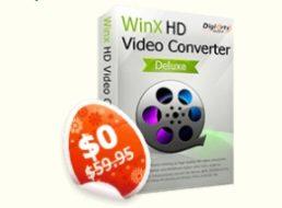 """Gratis: """"WinX HD Video Converter Deluxe"""" zum Nulltarif"""