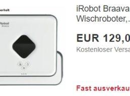 """Ebay: Wischroboter """"iRobot Braava 390t"""" als B-Ware für 129 Euro"""