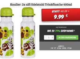 Dealclub: Doppelpack Alfi-Trinkflasche für 9,99 Euro frei Haus