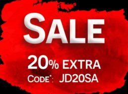 Jeans Direct: 20 Prozent Rabatt auf bereits reduzierte Artikel