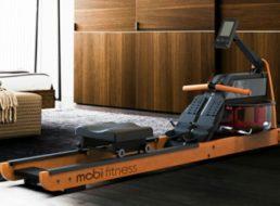 Ebay: Rudergerät mit Holzrahmen und Wasserschwungrad für 649 statt 799 Euro