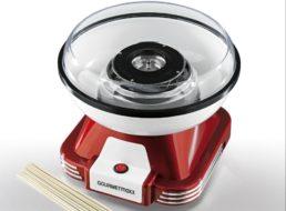 Ebay: Zuckerwattemaschine mit guten Rezensionen zum Bestpreis von 29,99 Euro