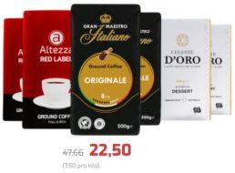 Kaffeevorteil: Probierpakete für 22,50 Euro mit Option auf Gratis-Versand