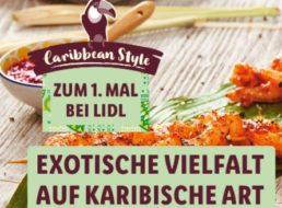Lidl: Karibik-Spezial mit Gewürzen, Käse und mehr