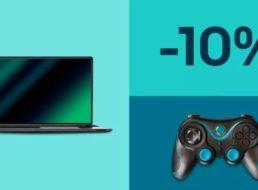 """Ebay: """"Technik für zuhause"""" mit zehn Prozent Rabatt"""