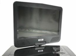 Exklusiv: Tragbarer DVD-Player für 35,99 Euro frei Haus