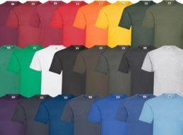 Fruit of the Loom: Zehnerpack T-Shirts für 22,95 Euro frei Haus