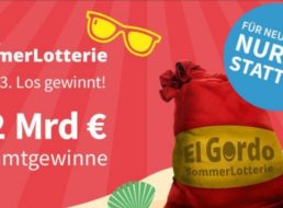 Letzte Chance: El Gordo-Sommerlotterie mit Losen ab 1 Euro