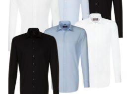 Seidensticker: Bügelfreie Hemden ab 22,46 Euro frei Haus