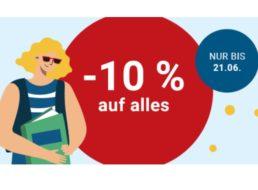Medimops: 10 Prozent Rabatt auf alles