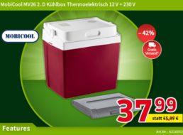Völkner: Thermoelektrische Kühlbox für 37,99 Euro frei Haus