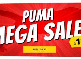 Puma: Sale bei Sportspar mit Artikeln ab 1,99 Euro