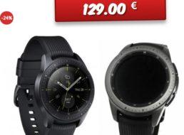 Dealclub: Samsung Galaxy Watch SM-R810 für 129 Euro frei Haus