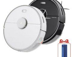 """Ebay: Saugroboter """"Roborock S5 MAX"""" mit Bluetooth-Lautsprecher für 319,04 Euro"""